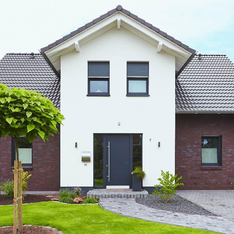 Neubau Einfamilienhaus Niedersachsen Klassisch Modern